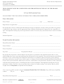 Form Ii-2.001d - Blood Donation - 16 Year Old Permission