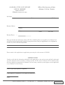 Form Acln-3 - Alabama Civil-law Notary Annual Report