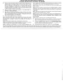 Instructions For Completion Of Form Pa-3r - Pa Sales, Use And Hotel Occupancy Tax Return