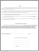 Form Erd-985 - Application Form For Certification By The Subsequent Injury Fund - Montana Department Of Labor And Industry