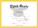 Mortar Board - Grade 3 Certificate