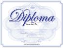 Diploma Crown