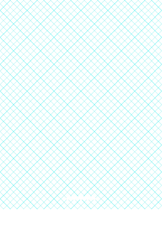 Crosshatch Paper Template - 0.4 Per Inch Printable pdf