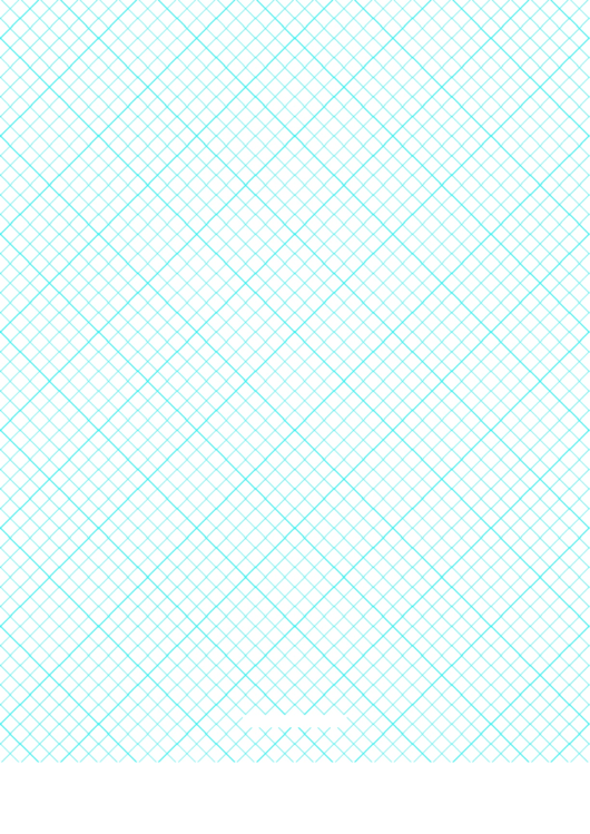 Crosshatch Paper Template - 0.5 Per Inch Printable pdf