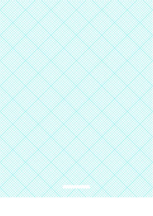 Crosshatch Paper Template - 10 Per Inch Printable pdf