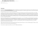 Form St- 3 Motor Fuel Instructions