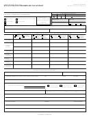 Form Boe-400-mcu - Application For Consumer Use Tax Account - 1997