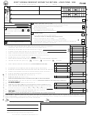 Form It-140 - West Virginia Resident Income Tax Return - Long Form - 1999