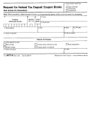 Form 4417-a - Request For Federal Tax Deposit Coupon Books