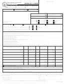 Form Ia 1120s - Iowa Income Tax Return For An S Corporation/schedule K-1 - Nonresident Shareholder Only/etc. - 2008
