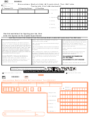 Form Ow-9 - Oklahoma Employers Withholding Tax Return Taxpayer Copy/worksheet/out Of Business Form