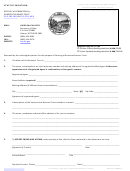 Articles Of Formation For Domestic Business Trust