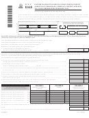 Form Nyc-114.8 - Lmreap Credit Applied To Unincorporate Business Tax