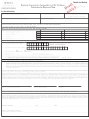 Form 8879(c)-k Draft - Kentucky Corporation's, Partnership's Or Llc's Tax Return Declaration For Electronic Filing - 2013