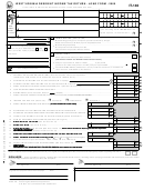 Form It-140 - West Virginia Resident Income Tax Return - Long Form - 2000