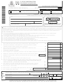 Form Nyc-204ez - Unincorporated Business Tax Return - 2002