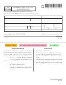 Vt Form Fit-160 - Fiduciary Income Tax Return Payment Voucher