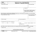 Form 4669 - Statement Of Payments Received January 1993