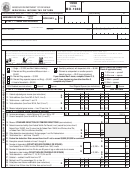 Form Mo-1040 - Individual Income Tax Return - 1998