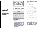 Filing Wage Statements And Information Returns Electronically - Wisconsin Department Of Revenue