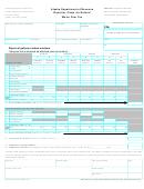 Form 04-535 - Reseller Claim For Refund Motor Fuel Tax - Alaska Department Of Revenue