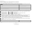 Form 2802 - Notice To Terminate A Met Limited Benefits Plan Contract - 1997