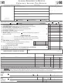 Form 41 - Fiduciary Income Tax Return - 1998