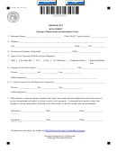 Form Eft-002 - Ach-credit Taxpayer Registration/authorization