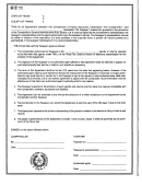Form 00-370 - Agreement Between Comptroller And Taxpayer Template - Austin, State Of Texas