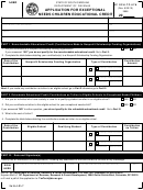 Form Sc Sch.tc-57a - Application For Exceptional Needs Children Educational Credit