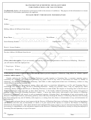 Background Screening Release Form For Employees And Volunteers