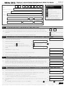 Form 940 - Employer's Annual Federal Unemployment (futa) Tax Return - 2013