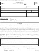 Form Eft-2 - Ach Credit For Vtbizfile Only