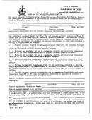 Form S-3m - Sales And Use Tax Certificate Of Exemption - Vermont Department Of Taxation