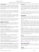 Form 04-520 - Cigarette And Tobacco Products Tax License Application With Instructions