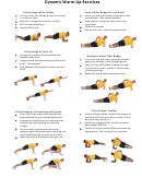 Dynamic Warm-up Exercises