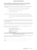 Citizen Consent Form - West Virginia Office Of Tax Appeals