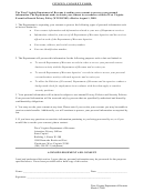 Citizen Consent Form - West Virginia Department Of Revenue