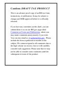 Form 940 Draft - Employer's Annual Federal Unemployment (futa) Tax Return - 2011