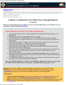 Pto Form 1482 - Collective Trademark/service Mark - Trademark Electronic Application System - Teas Application