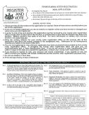 Pennsylvania Voter Registration Application