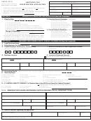 Form 10a100 - Kentucky Tax Registration Application