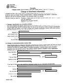 Form Pr-697 - Change Of Enrollment Information - New York State Department Of Taxation And Finance
