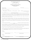 Form 04-041d - Cigarette And Tobacco Products Distributor Tax Bond - Alaska Department Of Revenue - 1998