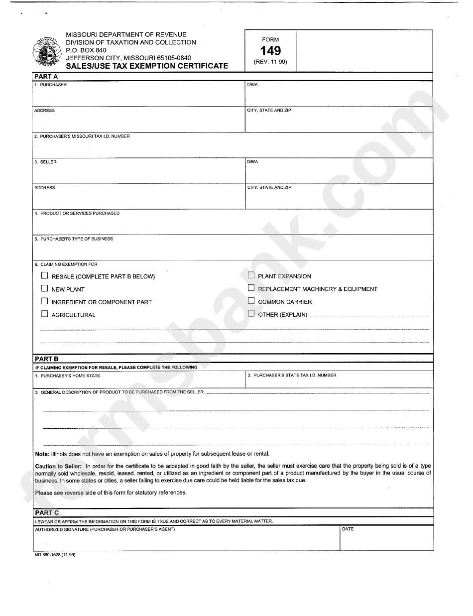 Mo 149 Form Cogu Lessecretsdeparis Co