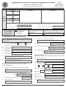 Form I-824 - Application For Action On An Approved Application Or Petition - Uscis Form