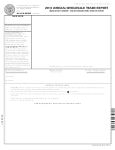 Form Sa-42a-msbo - 2013 Annual Wholesale Trade Report - U.s. Census Bureau