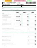 Schedule In-119 - Vt Economic Incentive Income Tax Credits - 2013
