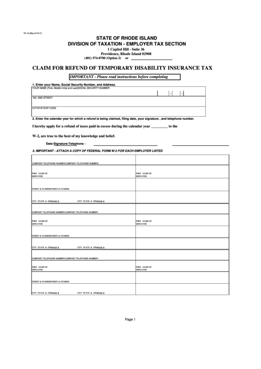 943 Ri Tax Forms And Templates Free To Download In Pdf