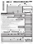 Form Nyc-4s - General Corporation Tax Return - 2013